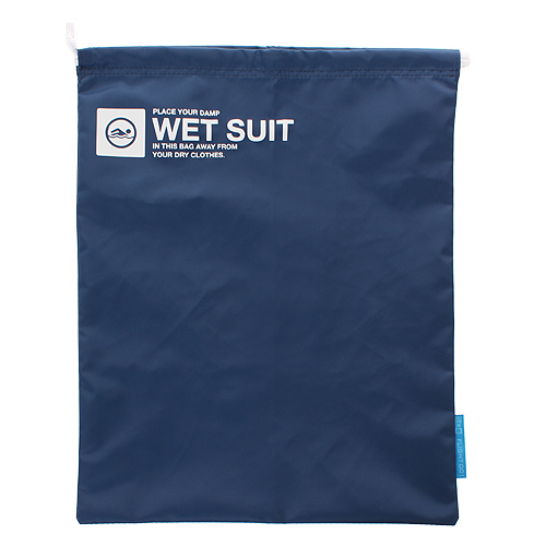 <<F1 Go Clean Wet Suit ピンク>> パッキングバッグ 水着ケース / 50108-11