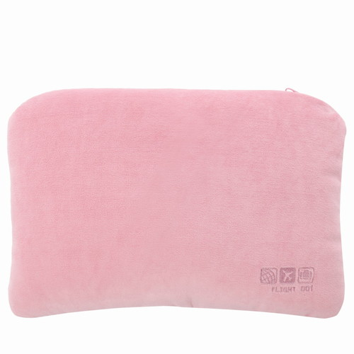 <<2-IN-1 NECK PILLOW>> ネックピロー 首枕 ピンク / 50281-11