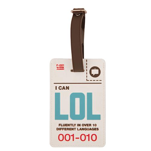 <<F1 Letter Symbol Tag>> ラゲージタグ スーツケースタグ ...