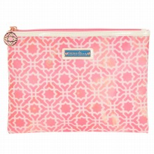 <<STEWARDESS ALHAMBRA POUCH>> アルハンブラ ポーチ ピンク / 50312-11