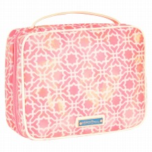 <<STEWARDESS ALHAMBRA MAKEUP CASE>> アルハンブラ メークアップケース ピンク / 50316-11
